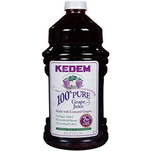 KEDEM CONCORD GRAPE 2.84L