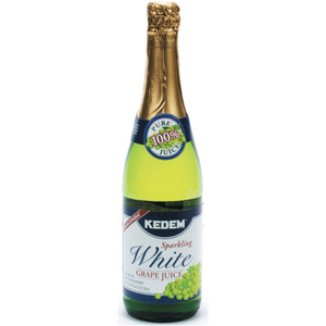 KEDEM SPARKLING WHITE GRAPE JUICE