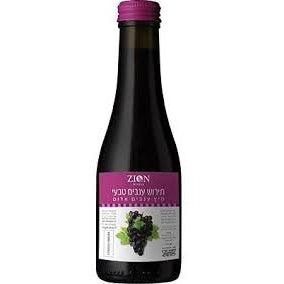 ZION RED SWEET WINE MINI