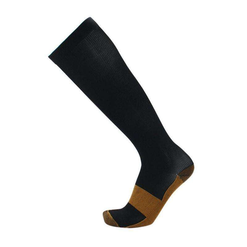 Copper Compression Socks - Spartan Mart