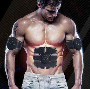 Spartan Mart:Accessories,Ultimate Abs Stimulator - Abs + Arms
