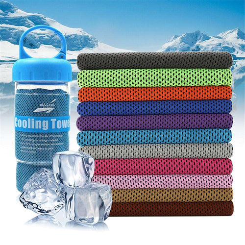 Instant Relief Cooling Towel - Spartan Mart