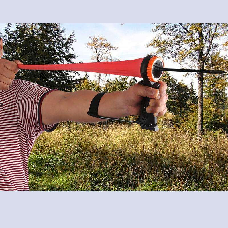 Spartan Mart:Outdoor Tools,Pocket Shot Slingshot