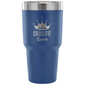 Load image into Gallery viewer, Spartan Mart:Tumblers,Crossfit Queen Vacuum Tumbler (30oz)