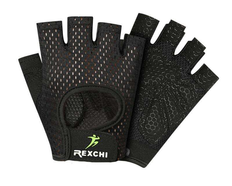 Cushioned Gym Gloves - Spartan Mart