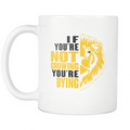 Load image into Gallery viewer, Spartan Mart - Drinkware; White 11oz Mug in 10 Designs