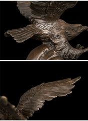 Rare Eagle Figurine