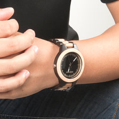 BIRD  Wooden Wrist watche