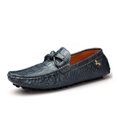 Leather Breathable Loafer