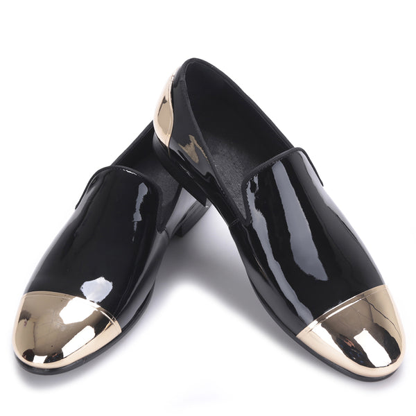 Patent Leather Handmade loafer