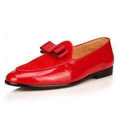Bow Tie Moccasins Shoe Loafer