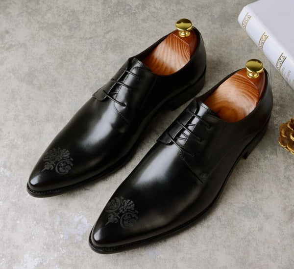 Italian Leather comfortable shoes