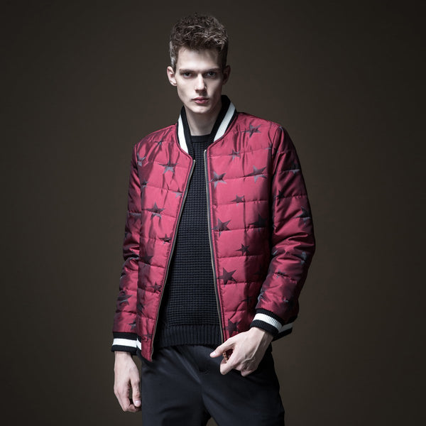 Polyester Standard Winter Jacket