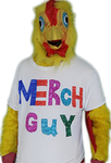 Merch Guy T-Shirt (1 IN STOCK)