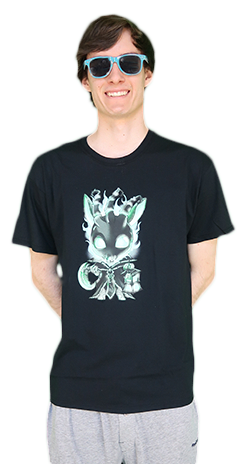 Thresh Chibi T-Shirt Black (Limited Stock)