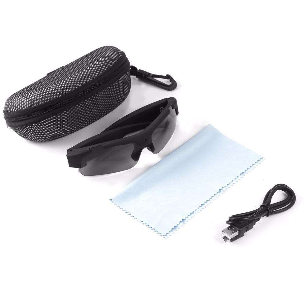 Hobbie Planet - Mini Camcorders; 1080P HD Video Recorder Sunglasses