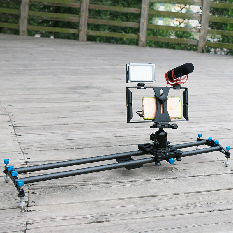 Hobbie Planet - Photo Studio Accessories; Durable Handheld Video Rig Stabilizer for Live Streaming