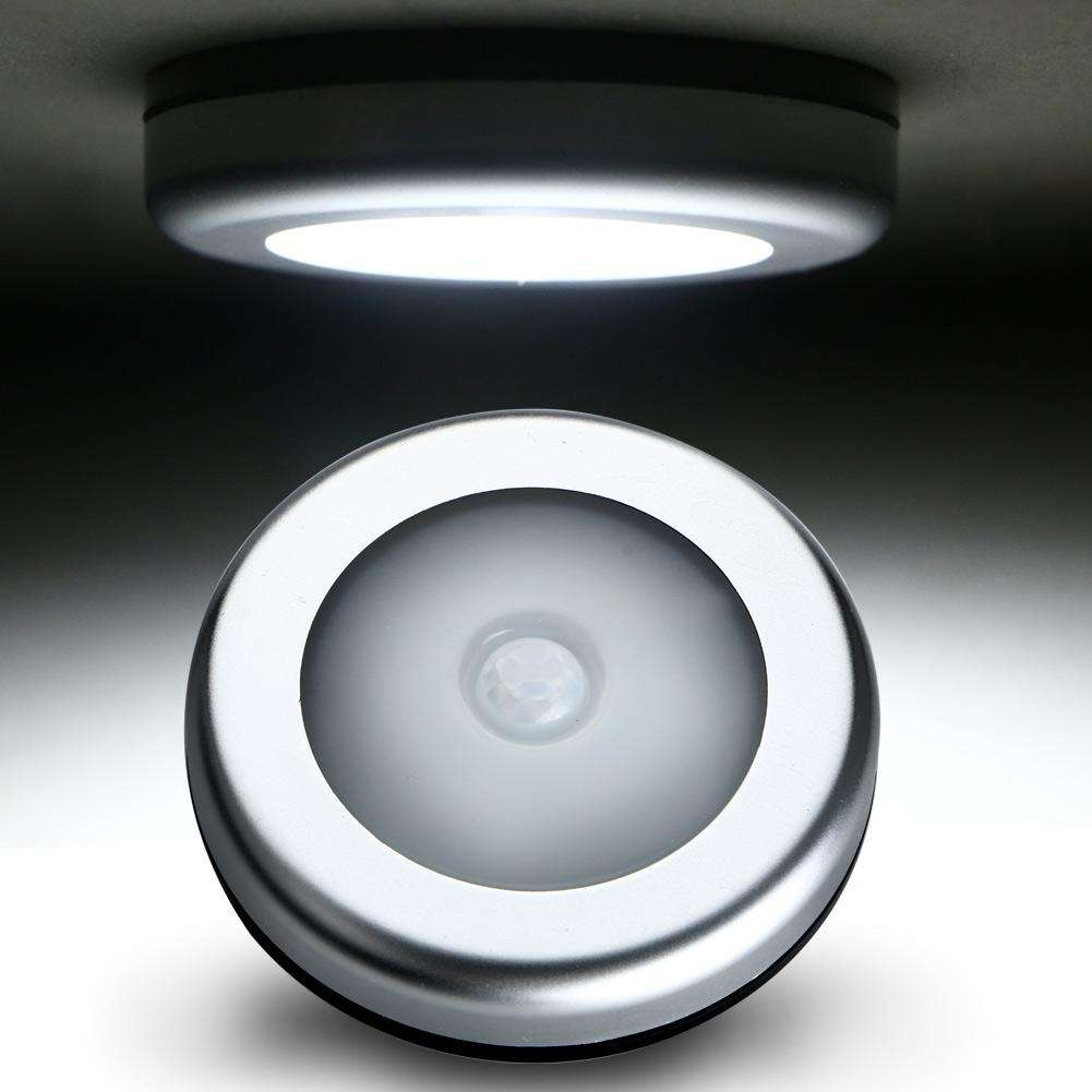 Hobbie Planet - ; Motion Sensor LED Light