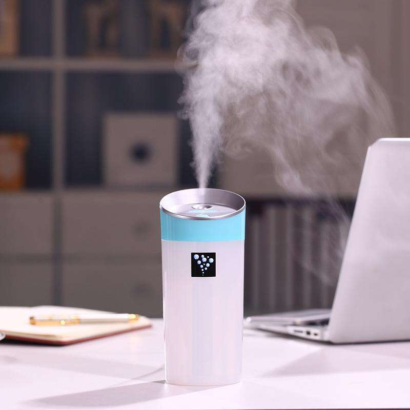 Hobbie Planet - ; USB Car Humidifier