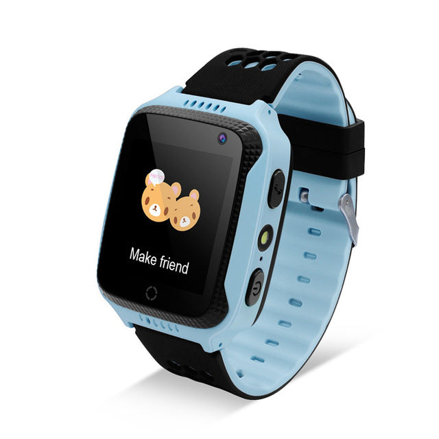 Hobbie Planet - Smart Watches; Kid SmartWatch GPS Tracker