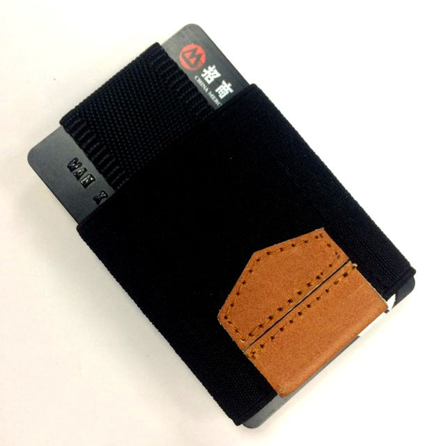 Hobbie Planet - Card & ID Holders; The Minimalist Wallet