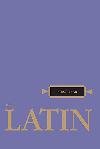 Henle Latin First Year