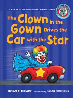 #8 the Clown in the Gown Drives the Car With the Star (Sounds Like Reading)