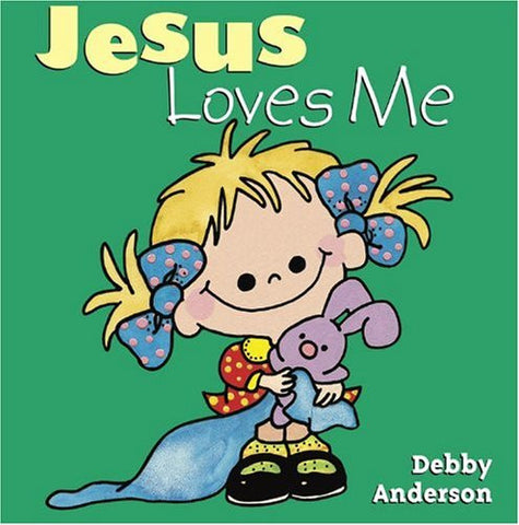 Jesus Loves Me (Cuddle and Sing Board Book)