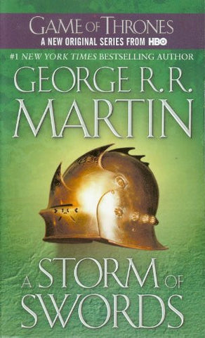 A Storm of Swords (A Song of Ice and Fire, Book 3)