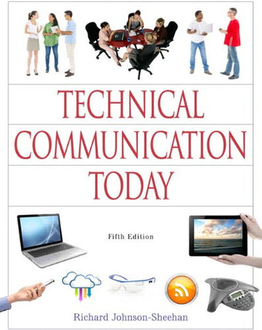 Technical Communication Today (5th Edition)