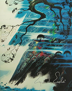 The Complete Graphics of Eyvind Earle: And Selected Poems, Drawings and Writings 1940-1990