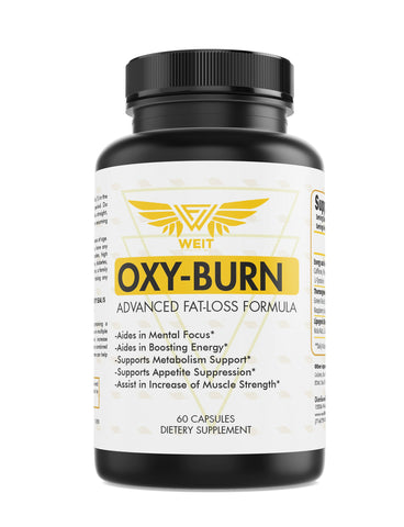 OXY BURN ADVANCE FAT LOSS FORMULA