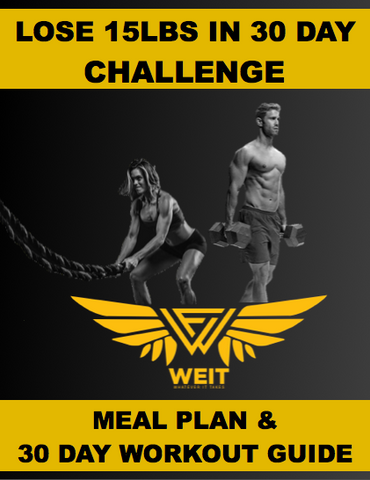 LOSE 15LBS IN 30 DAY CHALLENGE eBook