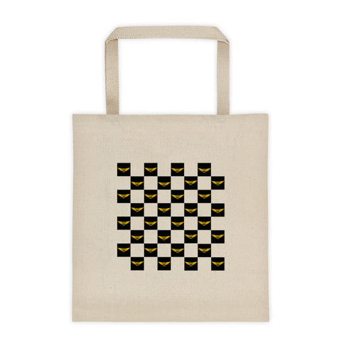WEIT CHECKMATE Tote bag