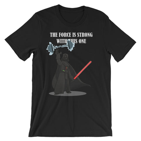 Limited Edition Strong Force Unisex Short Sleeve T-Shirt
