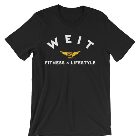 WEIT FITNESS X LIFESTYLE Short Sleeve T-Shirt