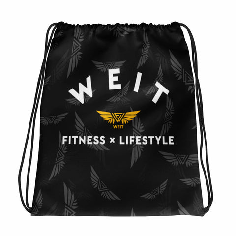 WEIT FITNESS X LIFESTYLE Drawstring Bag