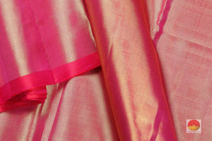 fabric texture of tissue silk saree