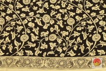 blouse details of kalamkari saree