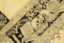 fabric details of kalamkari saree
