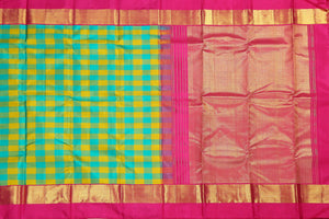 PVD-101 Panjavarnam Kanjivaram Pure Silk Saree Archives