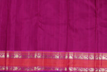 Load image into Gallery viewer, Traditional Design Handwoven Kanjivaram Pure Silk Saree - Pure Zari - PVA 0418 1355 - Archives