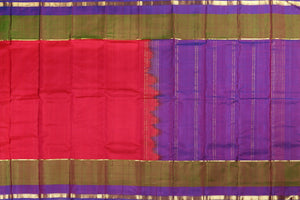 Panjavarnam Kanjivaram Silk Saree PVF 0218 1084 - Archives