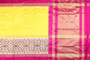 Panjavarnam Pochampally Silk Saree PPF 006