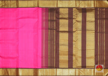 Load image into Gallery viewer, body and pallu of 9 yards kanjivaram saree