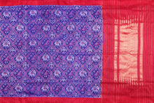 Panjavarnam Pochampally Silk Saree PPF 015 Archives