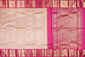 Traditional Design Kanjivaram Pure Silk Saree - Pure Zari - 0318 1354 Archives