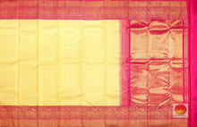 Traditional Design Handwoven Pure Silk Kanjivaram Saree - Pure Zari - PV SVS 0045 Archives
