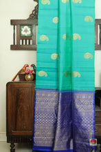 Borderless Handwoven Pure Silk Kanjivaram Saree - Pure Zari - PVJL 0718 1527 Archives Archives