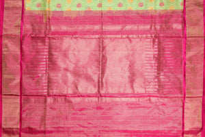 Panjavarnam Pochampally Silk Saree PPF 014